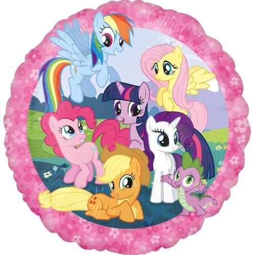 My Little Pony - foil balloon in a package