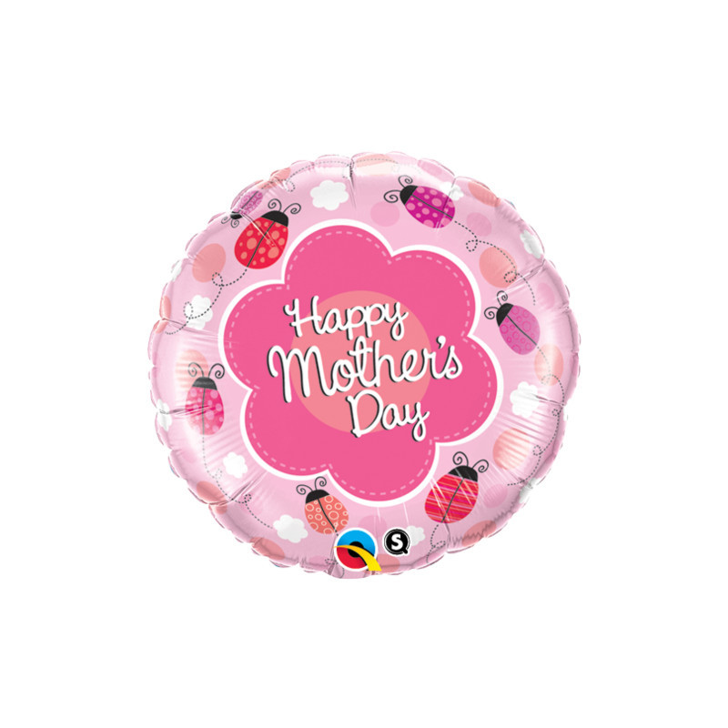 Happy Mothers day - Folienballon
