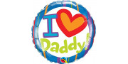 I love Daddy! - Folienballon