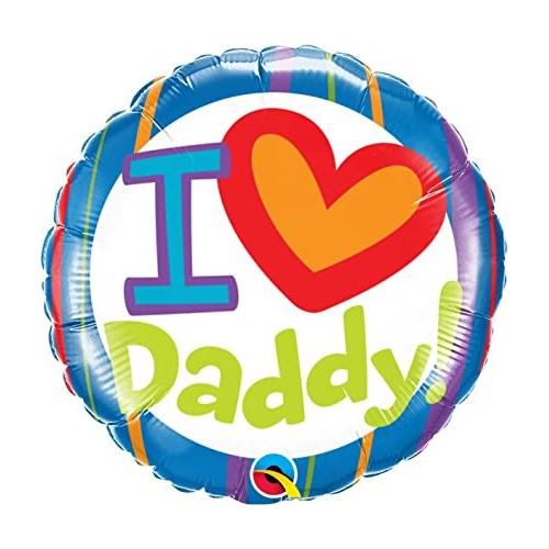 I love Daddy! - Folienballon