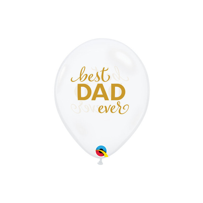 Best DAD ever - latex balloons