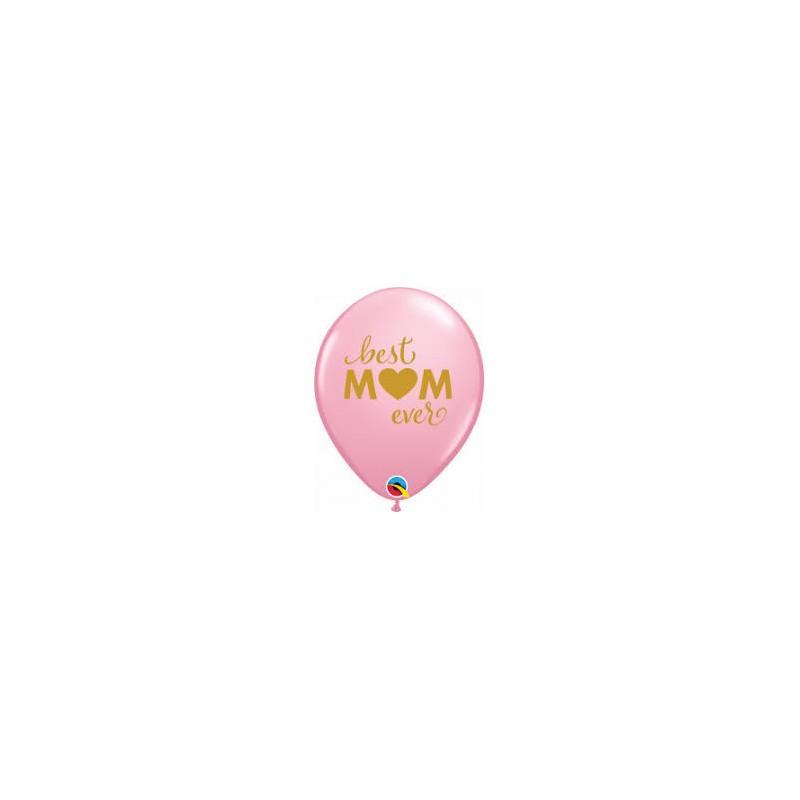 Best MOM ever - lateks baloni