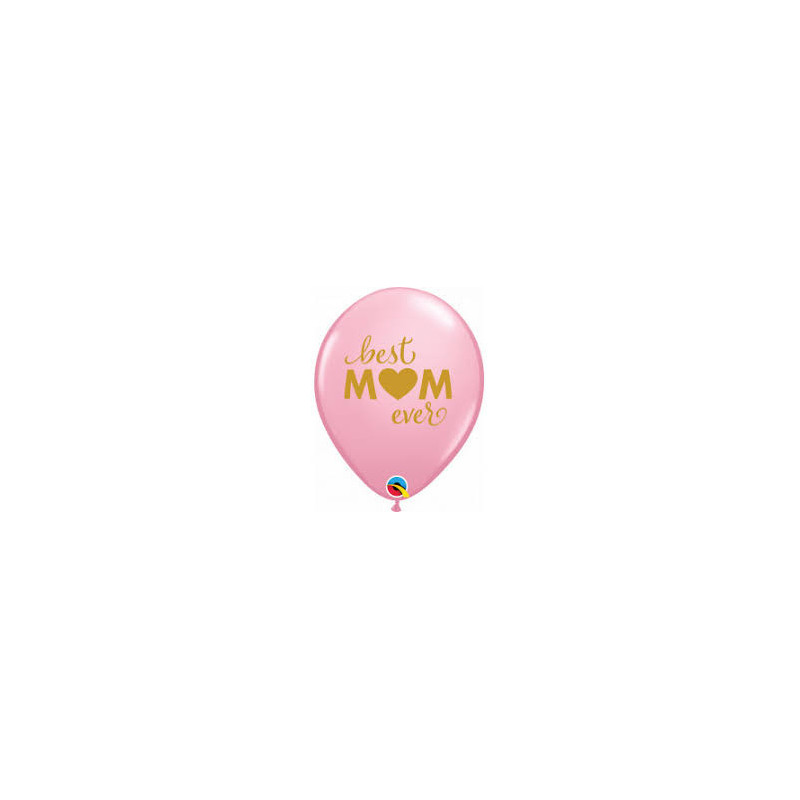 Best MOM ever - latex balloons