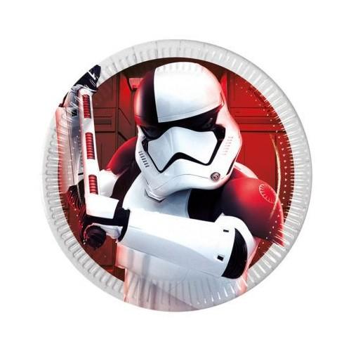 Star Wars paper plates 20 cm