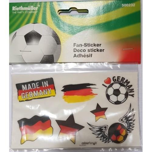 Body stikers Germany