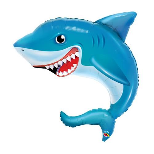 Morski pes - folija balon v paketu