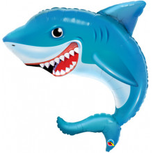 Shark - foil balloon