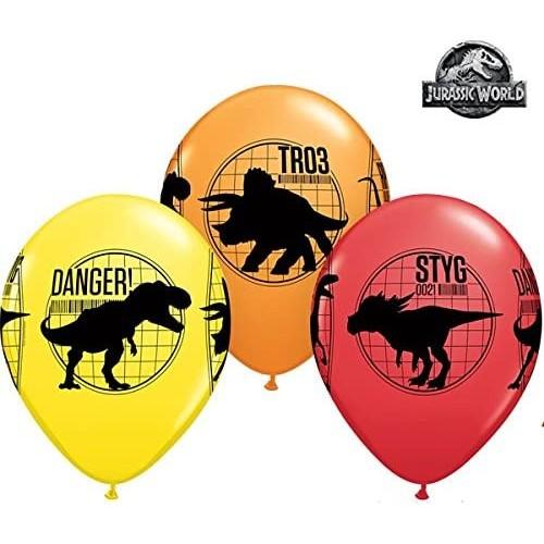 Jurassic World - lateks baloni