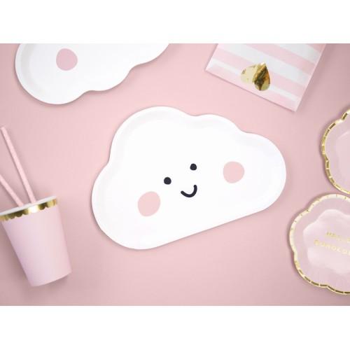 Paper plates - Cloud