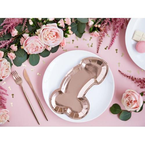 Rose zlate plošče - penis