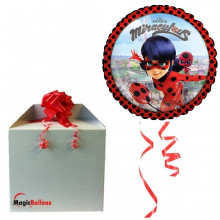 Miraculous - foil balloon in a package