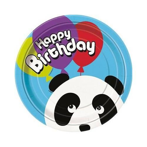 Panda plošče 23 cm