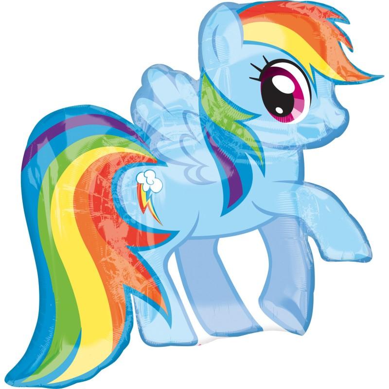 My Little Pony  - foil balloon