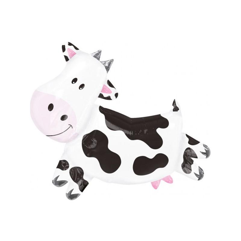 Cow - foil balloon