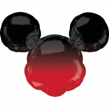 Mickey Mouse - ombre folija balon