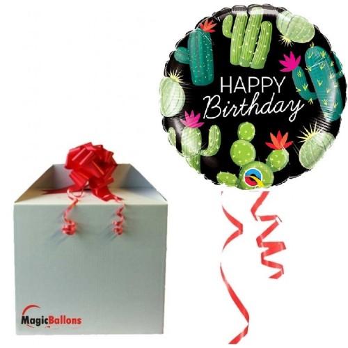 Birthday cactuses