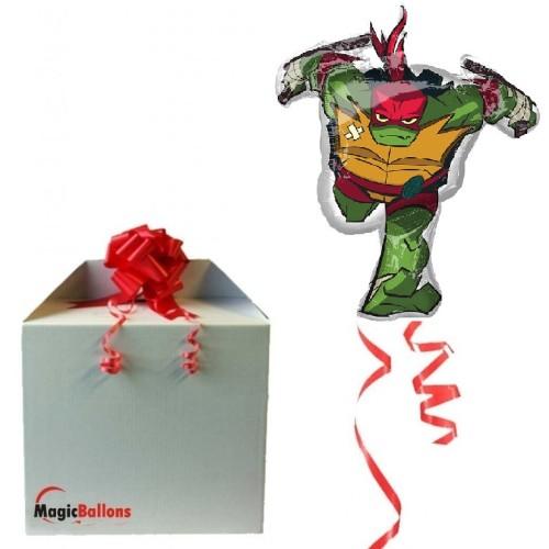 Ninja Turtles Raphael - foil balloon