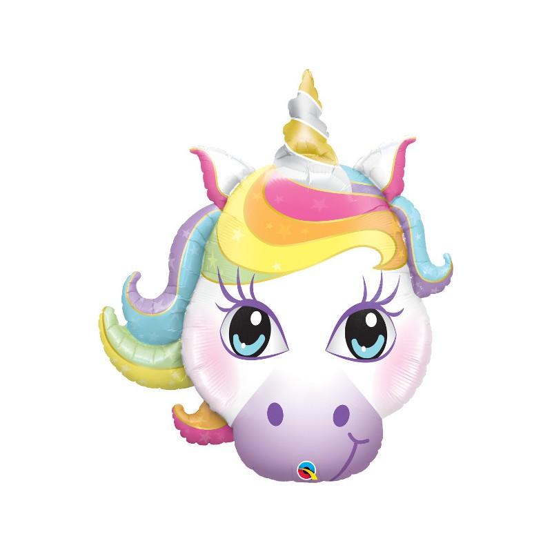 Magical Unicorn - foil balloon