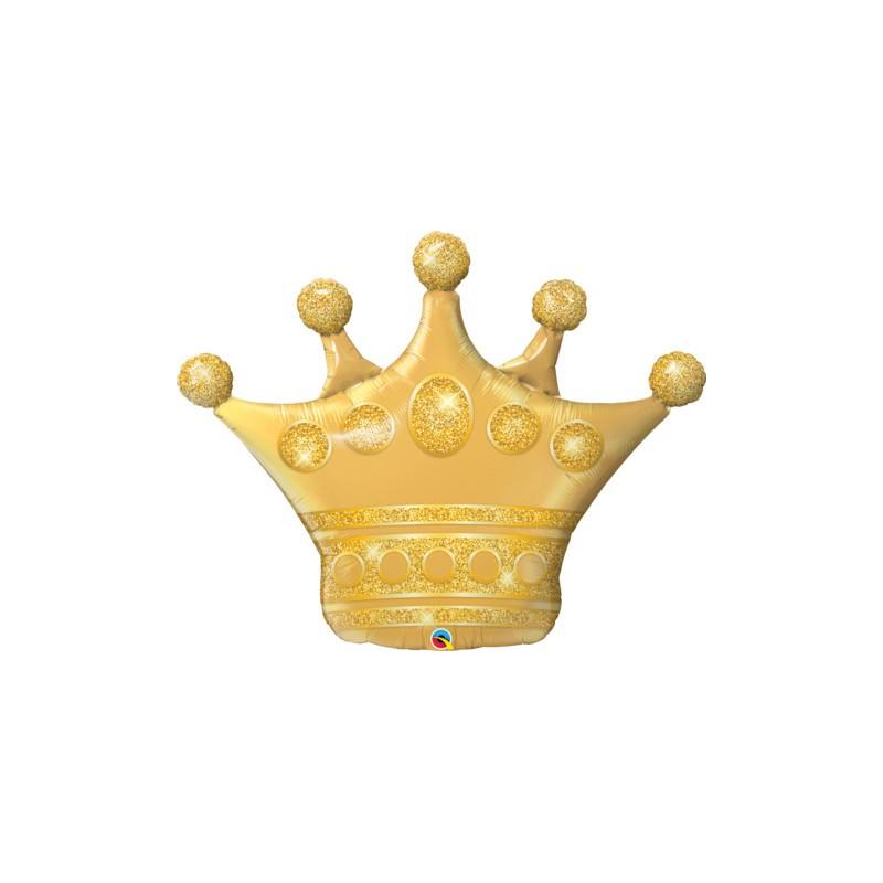 Golden Crown - folija balon