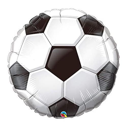 Soccer Ball - foil balloon