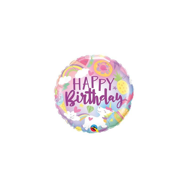 Fantactical Fun Birthday - Folienballon
