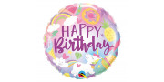 Fantactical Fun Birthday - folija balon