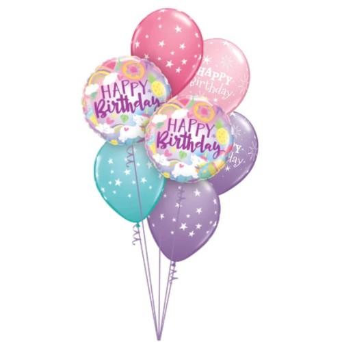Fantactical Fun Birthday - foil balloon