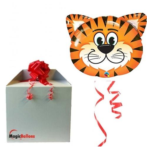 Tickled Tiger - folija balon