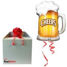 Cheers! Beer Mug - Folienballon