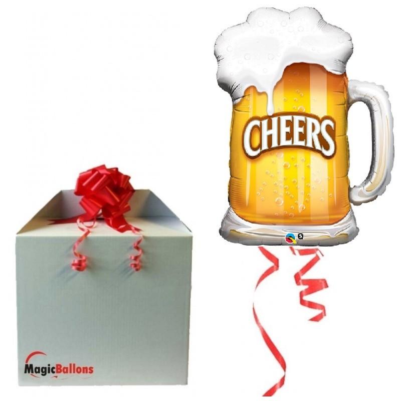 Cheers! Vrč Piva - folija balon