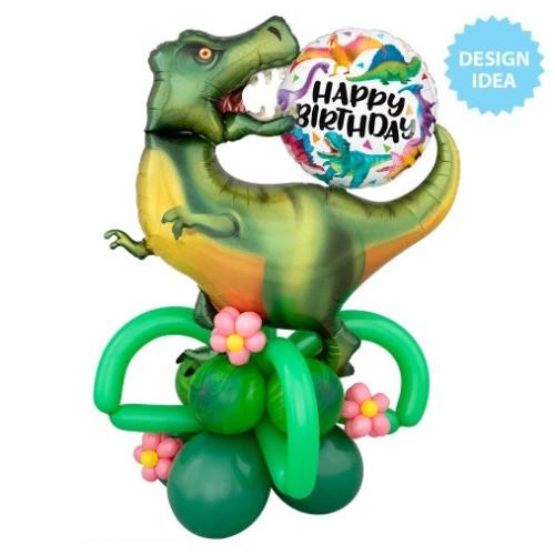 Tyrannosaurus - Folienballon