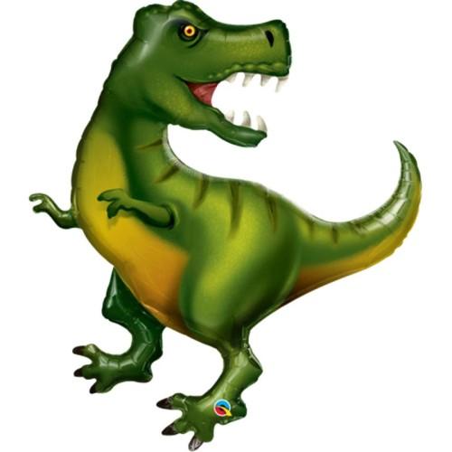 Tyrannosaurus - foil balloon