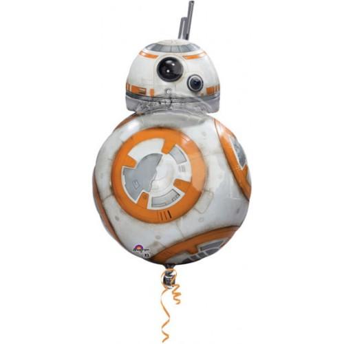 Star Wars Episode VII BB8 - foil balloon
