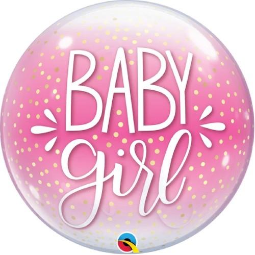 Baby Girl Pink - B.Ballon in Paket