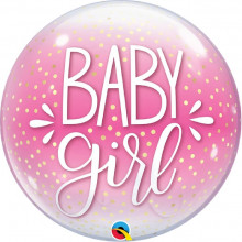 Baby Girl Pink - b.balloon in a package