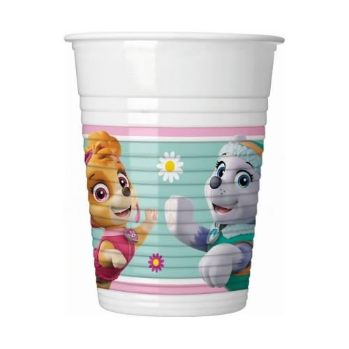 Paw Patrol plastic cups