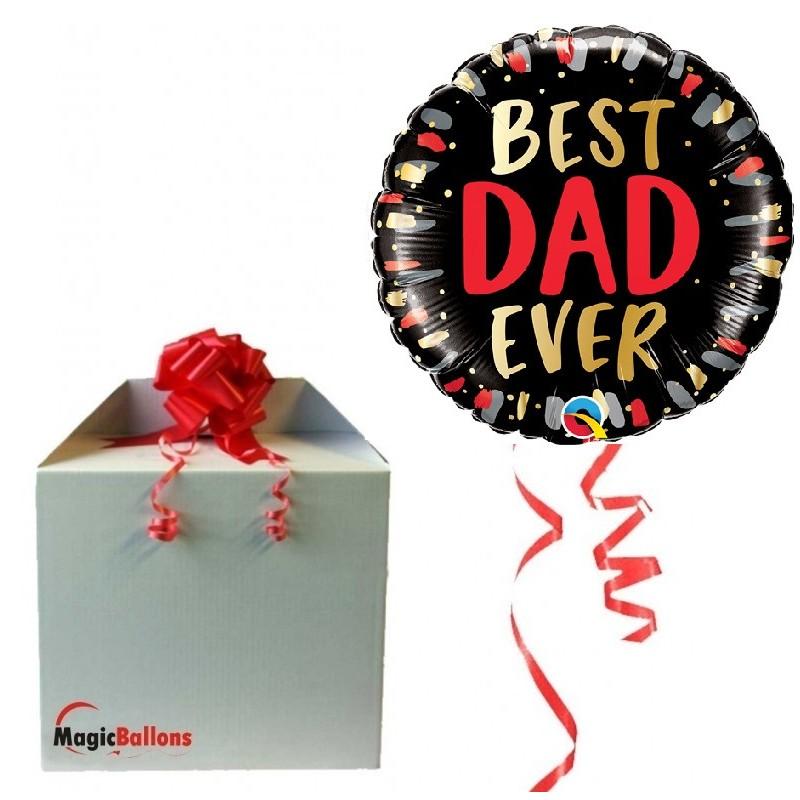Best DAD Ever - folija balon