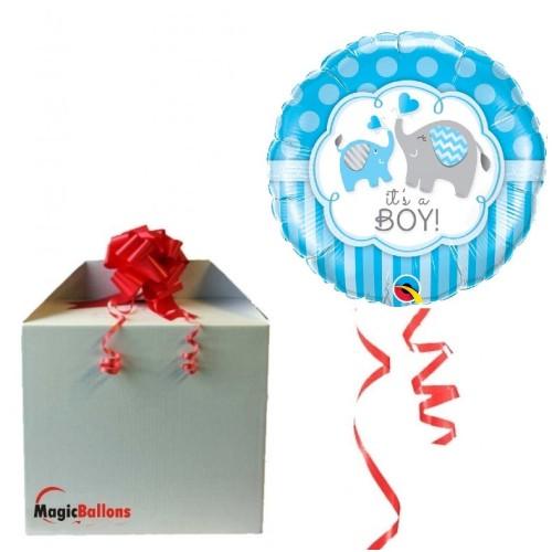 It's a Boy Elephants - folija balon