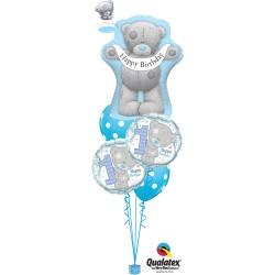 Me to you Tatty Teddy Birthday - Folienballon