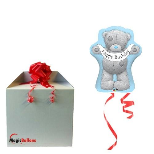 Me to you Tatty Teddy Birthday - foil balloon