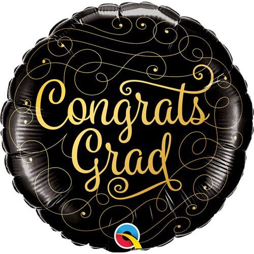 Congrats City - folija balon