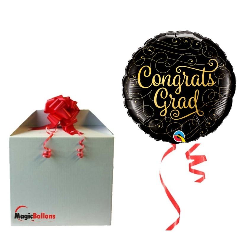 Congrats Grad - folija balon
