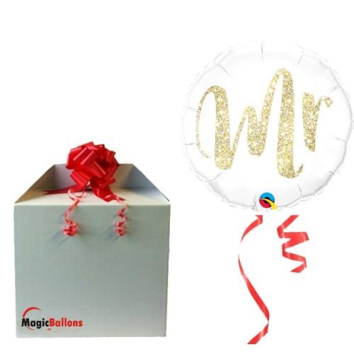Mr - foil balloon