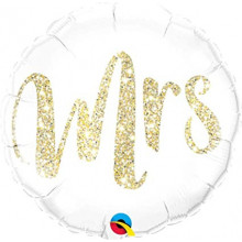 Mrs - folija balon