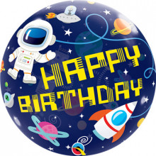 Birthday Outer Space - b.balloon