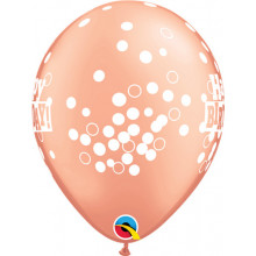 Vse najboljše Konfeti- lateks baloni