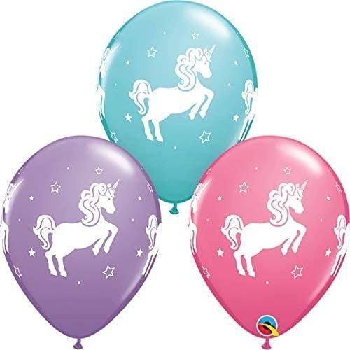 Latex Balloon - Whimsical Unicorn