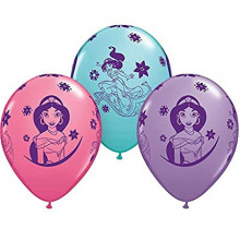 Disney Princess Jasmine - Latexballons