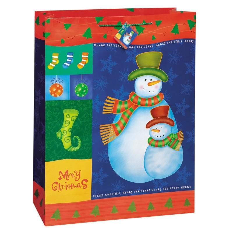 Christmas Glee vrečka- Božiček