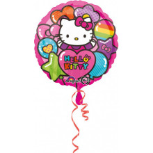 Hello Kitty - foil balloon